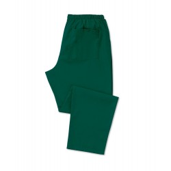 Scrub Trousers (Bottle Green) - D398