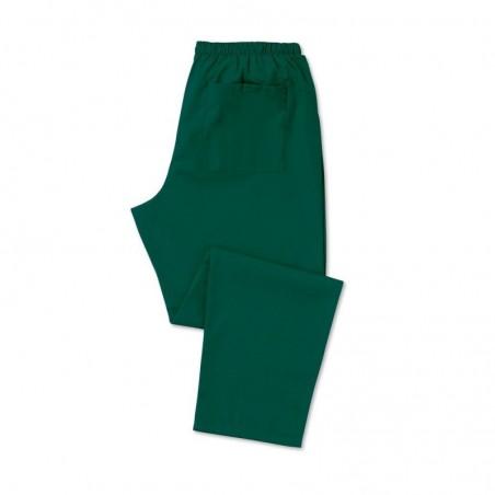 Scrub Trousers (Bottle Green) - D398