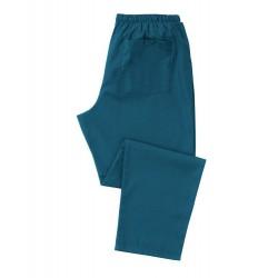 Scrub Trousers (Caribbean Blue) - D398