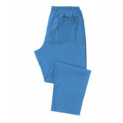 Scrub Trousers (Hospital Blue) - D398