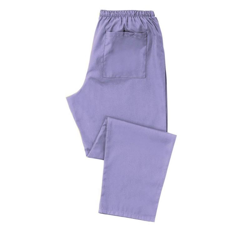 Scrub Trousers (Lilac) - D398
