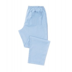 Scrub Trousers (Pale Blue) - D398