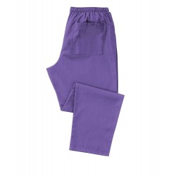 Scrub Trousers (Purple) - D398
