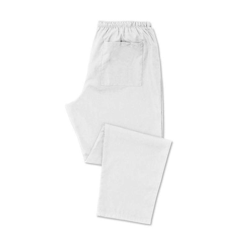 Scrub Trousers (White) - D398