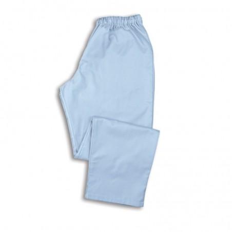 Smart Scrub Trousers (Pale Blue) - NU165