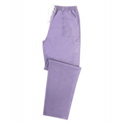 Smart Scrub Trousers (Amethyst) - UB453