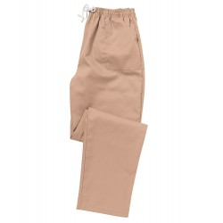 Smart Scrub Trousers (Biscuit) - UB453