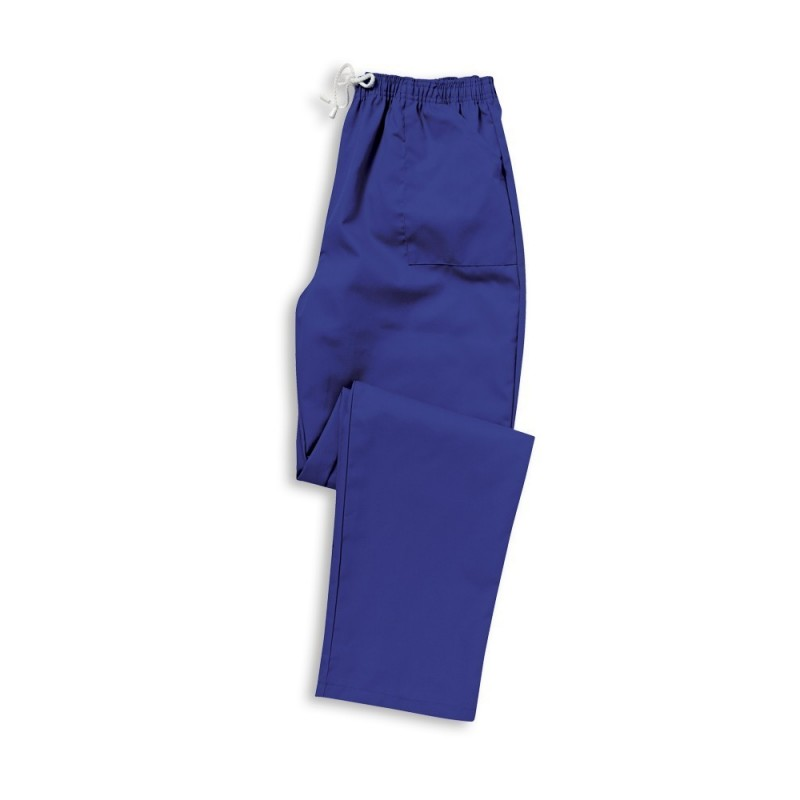 Smart Scrub Trousers (Bright Royal) - UB453