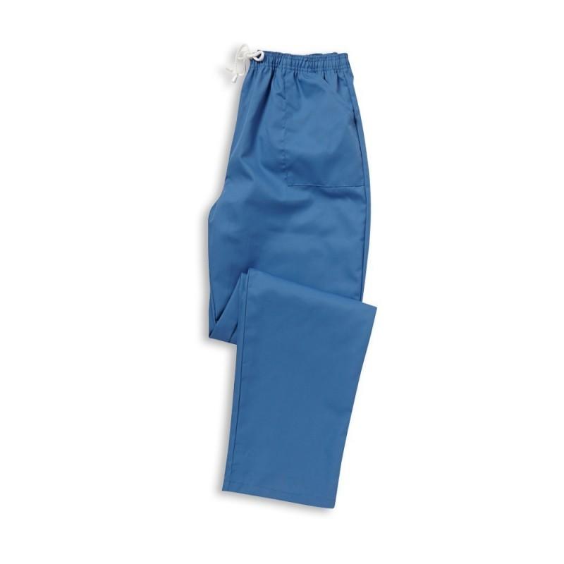 Smart Scrub Trousers (Hospital Blue) - UB453