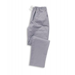 Smart Scrub Trousers (Hospital Grey) - UB453