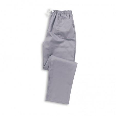 Smart Scrub Trousers (Hospital Grey) - UB453