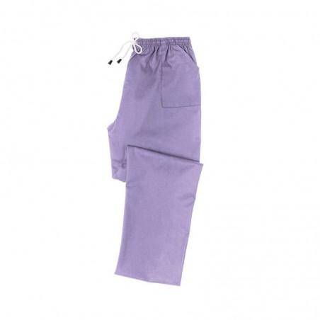 Smart Scrub Trousers (Lilac) - UB453
