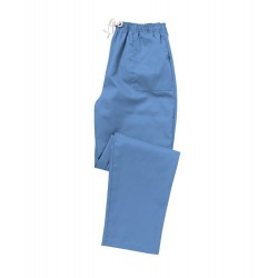 Smart Scrub Trousers (Metro Blue) - UB453