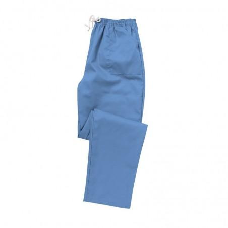 Smart Scrub Trousers (Metro Blue) - UB453