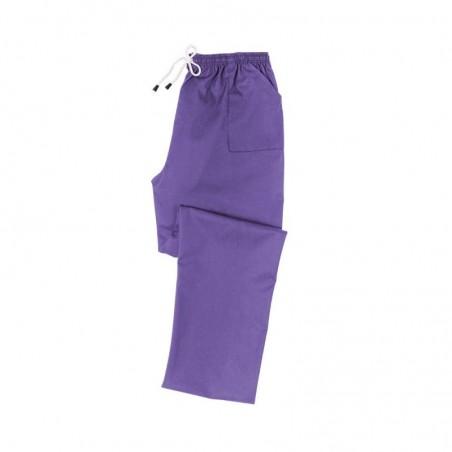 Smart Scrub Trousers (Purple) - UB453