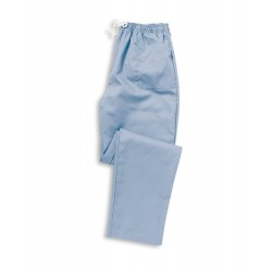 Smart Scrub Trousers (Sky Blue) - UB453