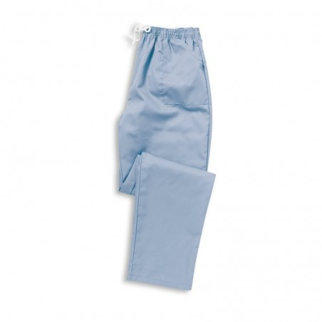 Smart Scrub Trousers (Sky Blue) - UB453
