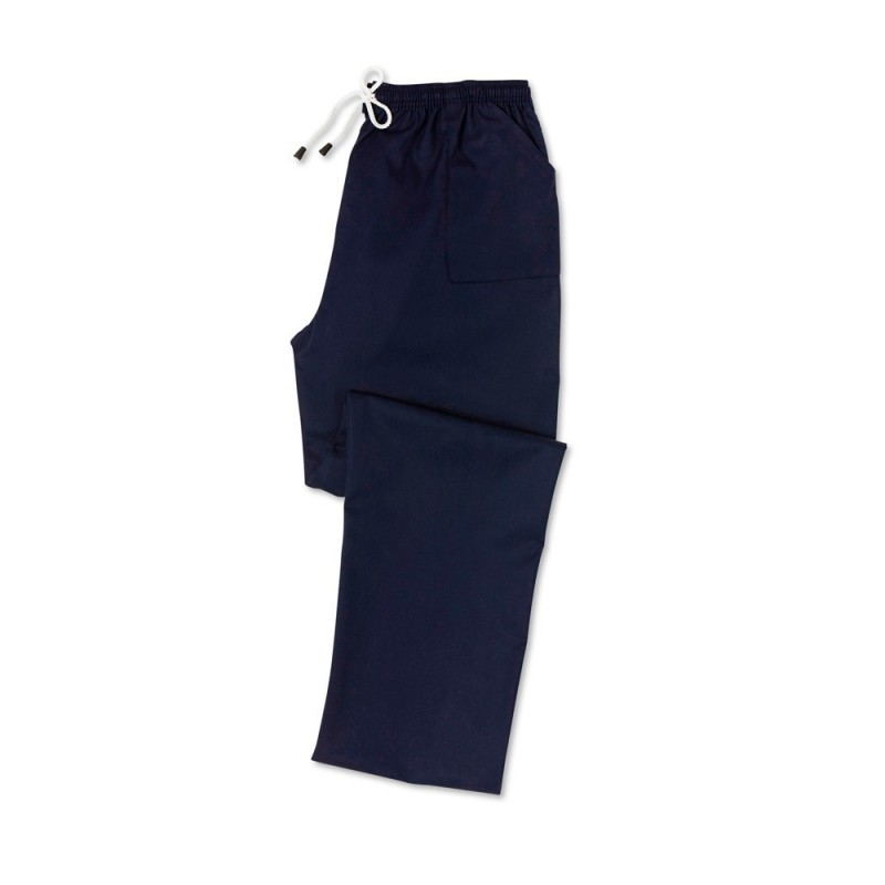 Smart Scrub Trousers (Sailor Navy) - UB453