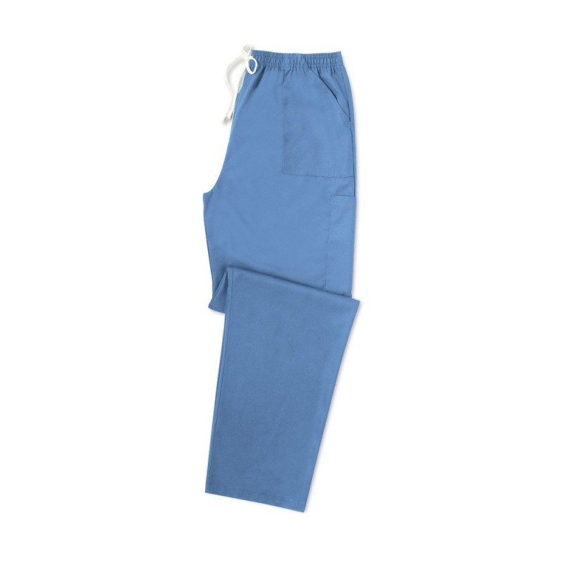 Smart Scrub Cargo Trousers (Metro Blue) UB506