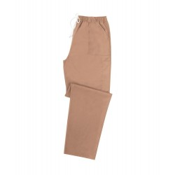 Smart Scrub Cargo Trousers (Biscuit) UB506
