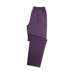 Smart Scrub Cargo Trousers (Amethyst) UB506