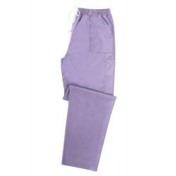 Smart Scrub Cargo Trousers (Lilac) UB506
