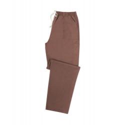 Smart Scrub Cargo Trousers (Pebble) UB506
