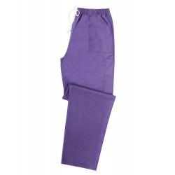 Smart Scrub Cargo Trousers (Purple) UB506