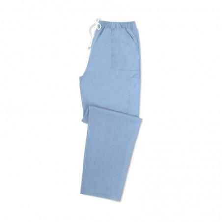 Smart Scrub Cargo Trousers (Sky Blue) UB506