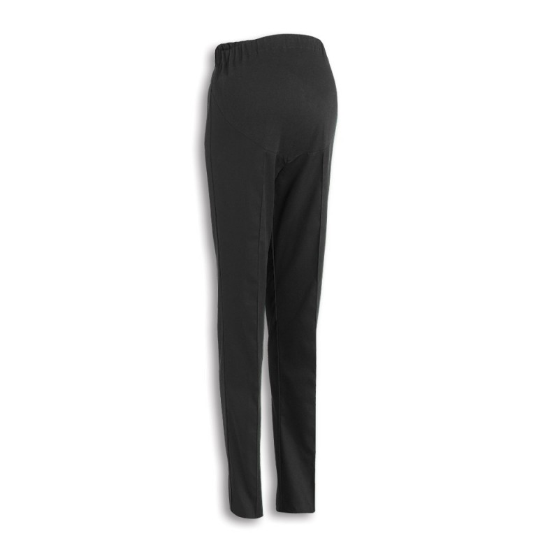 Maternity Trousers (Black) - FM229