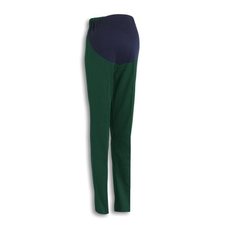 Maternity Trousers (Bottle Green) - FM229