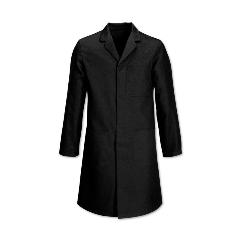 Men's Stud Coat (Black) - WL1