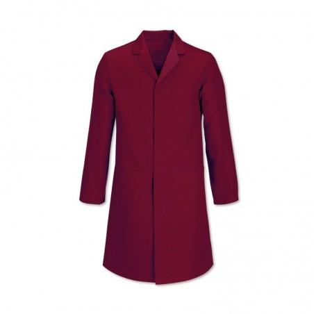 Men's Stud Coat (Burgundy) - WL1