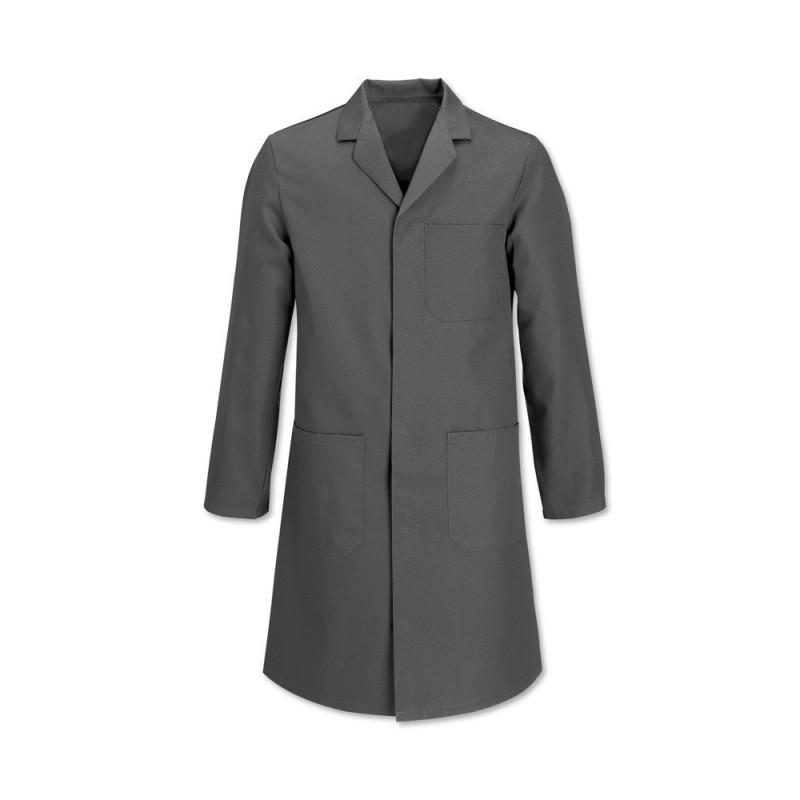 Men's Stud Coat (Grey) - WL1