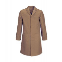 Men's Stud Coat (Khaki) - WL1
