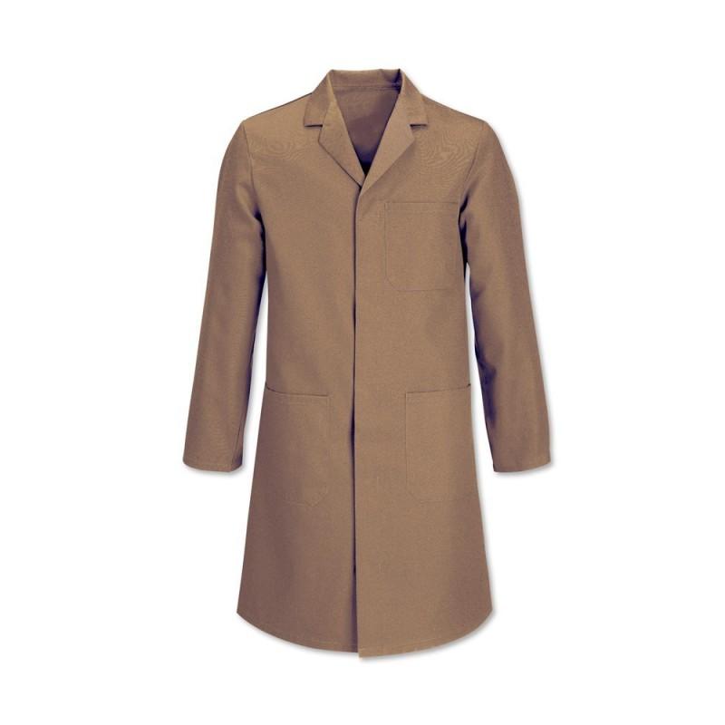 Men's Stud Coat (Khaki) - WL1