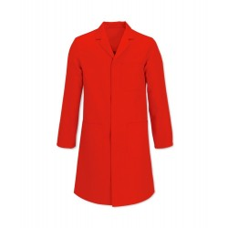 Men's Stud Coat (Red) - WL1