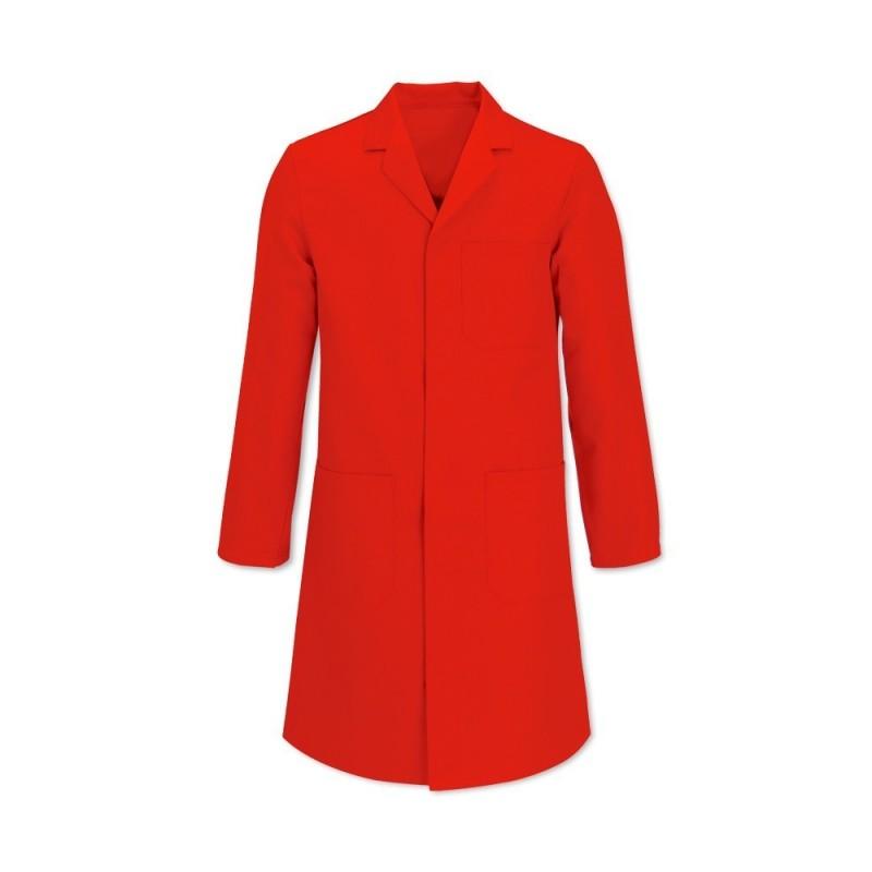 Men's Stud Coat (Red) - WL1