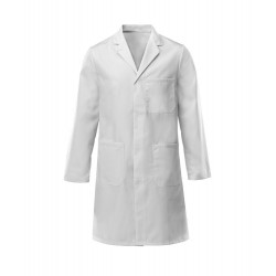 Men's Stud Coat (White) - WL1