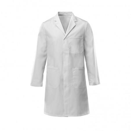Men's Stud Coat (White) - WL1
