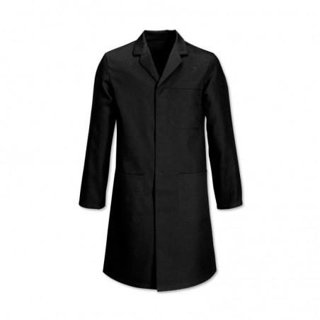 Men's Stud Coat (Black) - WL9