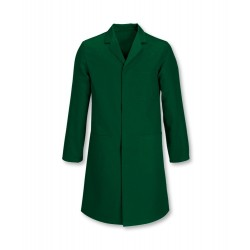 Men's Stud Coat (Bottle Green) - WL9