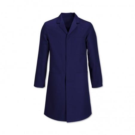 Men's Stud Coat (Navy) - WL9