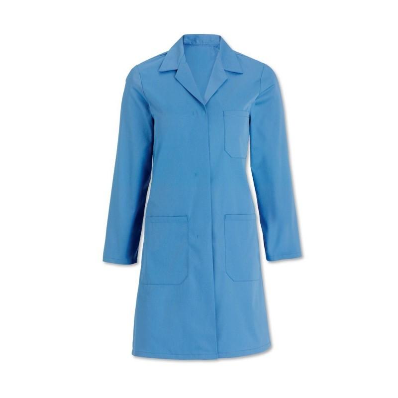 Women's Coat (Petrol Blue) - W3