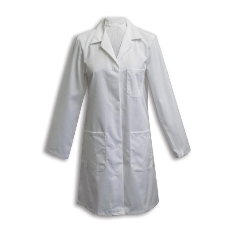 Women's Coat (White) - W3