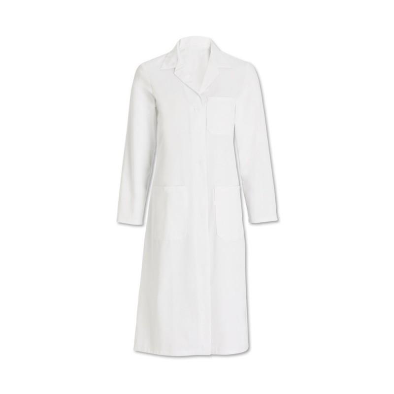 Women's Coat (White) - W354