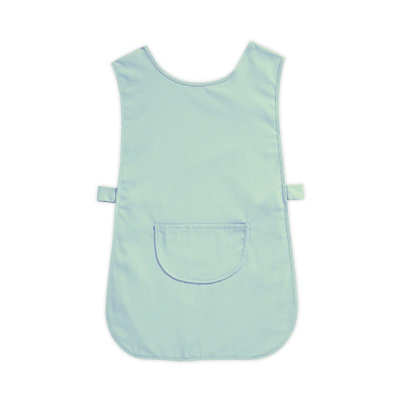 Tabard with Pocket (Aqua Pack of 3) - W112