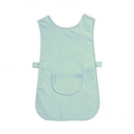 Tabard with Pocket (Aqua Pack of 1) - W112