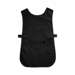 Tabard with Pocket (Black Pack of 3) - W112