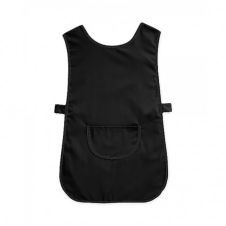 Tabard with Pocket (Black Pack of 1) - W112